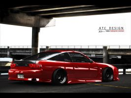 JDM 240SX - 'Project Shine 2' by ATC-Design
