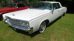 '66 Imperial Crown Sedan by hankypanky68