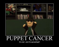 Motivation - Puppet Cancer by Songue