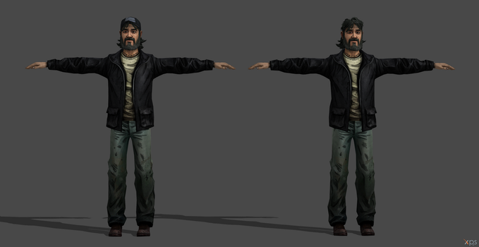 Kenny Tales of Yurlindia Outfit (The Walking Dead  by Lilothestitch