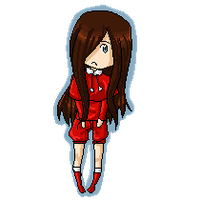 RQ: Christina pixel by GazeRei