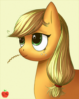 AppleJack by denshi-lie