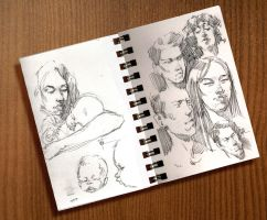 Sketchbook 5 by Eyth