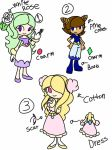 ADOPT: Seedrians CLOSED by smileprecure-Adopts