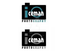 Iceman Photography Logo by since91