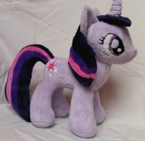 Twilight Sparkle Commission for lordvishiscat by caashley