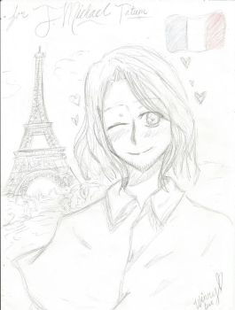 [APH] Happy Birthday, France! by WinryLove