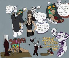 More the Merrier 6 by Neurquadic