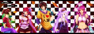 NO GAME NO LIFE by OldLim