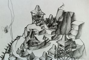 Outpost by Ohnhai