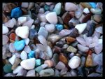 Pebbles of South Africa by maikarant