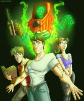 The Radioactive Spectre by Pabloic
