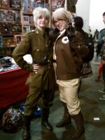 USUK at Hj 2012 by SheepGoesRawr