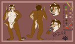 razor reference sheet - comission by NiniLiger