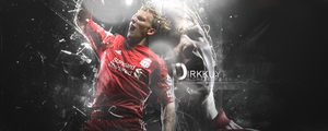 Kuyt by Michele by SoccerArtist2010
