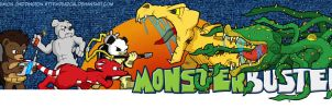 Monsterbusters Header by deadcal