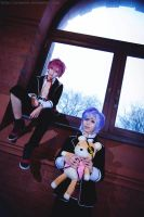 Diabolik Lovers: Castle Window by arisatou