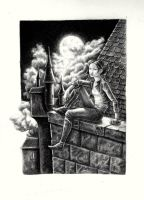 Rooftop by Bergholtz