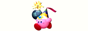 Bomb Kirby by scriptureofthescribe