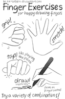 Finger Exercises by Usagi-Himeko