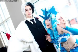 Anime Boston 2015 - New Boots? by VideoGameStupid