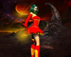 Kailani 2012 MS Origins by Zenonmyst