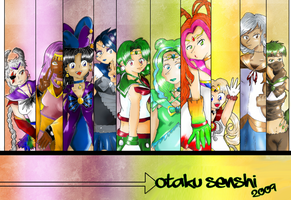 Otaku senshi redux by Sealynn