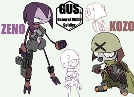 G.U.S . by NCH85