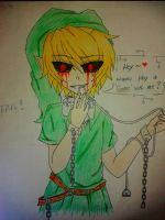 What 'Game' ?  [BEN Drowned.] by Tsukiakari-Aya