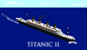 RMS Titanic II by WestRail642fan