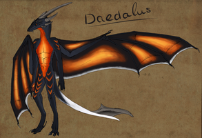Daedalus by Dragoono