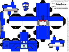 Transformers - Soundwave by CyberDrone