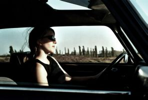 me and my car 006 by iNSEktENLARVE