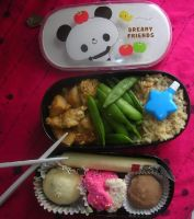 Bento 36 by KandiKawaii