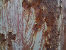 Rusty Lamppost Texture 3 by kanonliv
