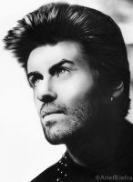 George Michael by riefra