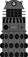 Renegade Dalek 1 by WALLE1Doctor1Who