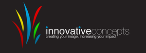 InnovativeConcepts Logo -Black by AreoX