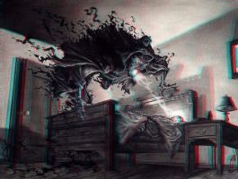 Nightmare 3-D conversion by MVRamsey