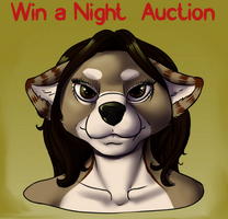 AUCTION:: Win a Night with Sueboo by xSuexEllenx