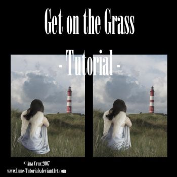 Get on the Grass Tutorial by Lune-Tutorials