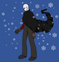 Snowy with the chance of Snowman by FableWing