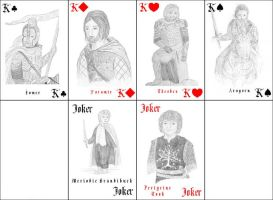 Middle Earth Cards 7 by Meltintalle