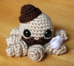 Cappichinno the Octopus by dsgngrl