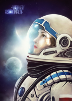 Astro Woman by EmeSso