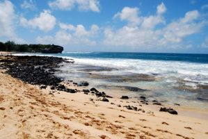 Kaua'i Beach 3 by kspatula