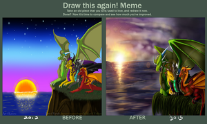 Draw This Again Meme by Kanonu