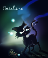 Coraline by PhuiJL