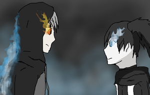 OC and BRS by TheSpiderAdventurer