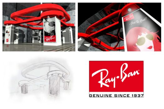 Ray Ban Banners by BLAD92